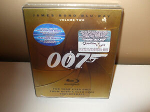 James Bond Blu-Ray Collection, Volume 2