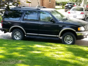 1999 ford expedition Eddie Bauer editition