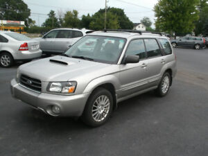 Subaru Forester XT: Only 156K, Automatic, Sun Roof, Drives Great