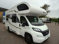 Benimar Mileo 331 2018 67 plate 4 Berth Rear Fixed Bed Motorhome For Sale