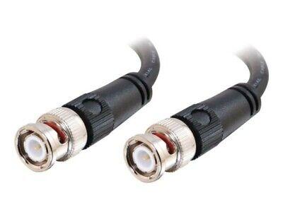C2G 1m 75 Ohm BNC Cable BNC 75 câble coaxial Noir (80365)