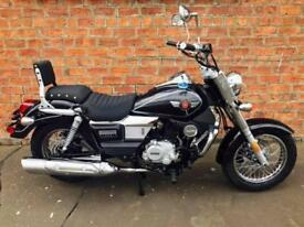 NEW UM Motorcycles Renegade Classic 125 own this bike for only £16.51 a week