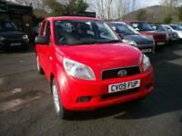 2009 DAIHATSU TERIOS 1.5 S 4X4 * LOW MILEAGE * ONE OWNER * FULL SERVICE HISTORY