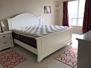 MASTER BEDROOM SETS in Excellent condition for sale
