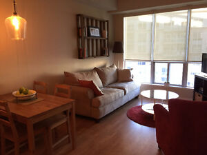 $1850 - Furnished 1 Bedroom @ DNA1 near Liberty Village.