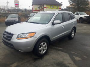 Great Car, 2009 Hyundai Santa Fe SUV, AWD, NEW MVI