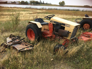 Misc. Case tractors and attachments/parts