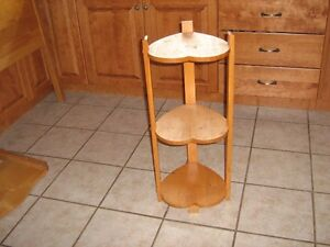 Solid Wood Occasional Table