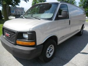 2005 GMC SAVANA 3500***Clean NO ACCIDENTS Contractor's DREAM