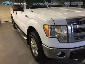2014 Ford F-150 XLT XTR  - one owner - local - trade-in - sk tax