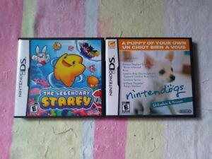 jeux de DS