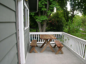 2BR -Nice Cozy Unit- Point Grey- 2 Level - Great Area