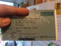 The Flaming Lips Ticket Manchester