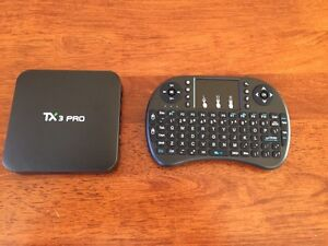 Tx3 Pro Android Box 6.0
