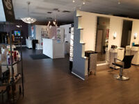Esthetician wanted for upscale spa
