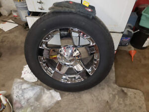 2010+ Ford F150 XD Wheels and tires