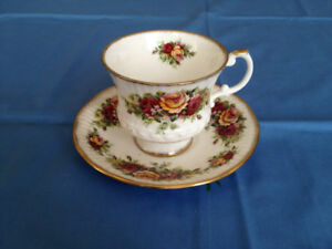 China - Cup and Saucer