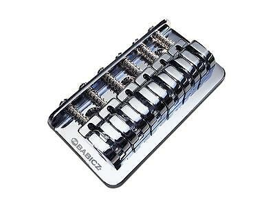 BABICZ® Fixed 6-String Z-Series Strat/Tele Hardtail Bridge~3 Hole Mount~New