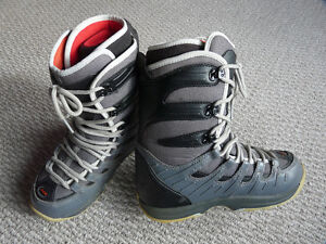 Women's Size 9 Ride Snowboard Boots