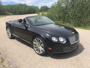 2015 Bentley Continental GTC Covertable Private Sale