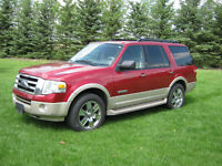 2008 FORD EXPEDITION EDDIE BAUER 4WD 7PASS