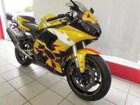 2005 YAMAHA YZF R6 R46 LIMITED EDITION NUMBER 1727 COMPLETE WITH TERMIGNONI CAN