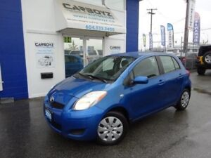 2010 Toyota Yaris LE Hatchback Automatic, Pwr Group, Winter Tire