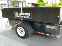 LITZ LAWN CARE & HEDGE TRIMMING  (250 764 6404)  (KELOWNA)