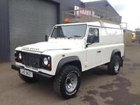 * SOLD *2009 Land Rover Defender 110 2.4TDCi PUMA 4x4 Utility 3500KG * 6 Speed *
