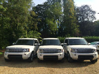 2009 Land Rover Discovery 3 2.7 TDV6 GS AUTO 7 SEATER 4X4 DIESEL CHOICE OF 3