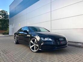 2013 13 Audi A7 3.0TDI Sportback S Tronic quattro Black Edition