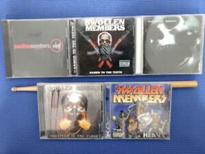 CD's For Sale (Punk, Rap, Rock, Will Smith, etc...)