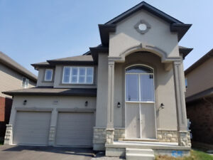 Detached 4 bedroom house for rent in Stoney Creek area(mountain)