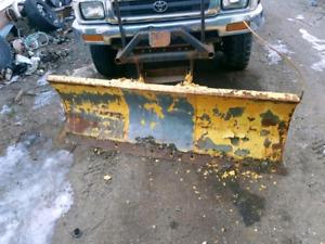 1993 Toyota plow truck