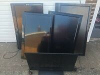 Faulty TVs