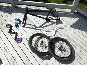 BMX parts for sale | Kink Lost Dutchman frame... more in post