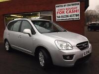 KIA CARENS 2.0CRDi ( 7 SEATER ) GS DIESEL FINANCE AVAILABLE
