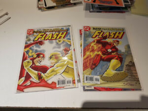 The Flash #197-200 (2003) DC Comics Geoff Johns Zoom