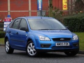 Ford Focus 1.6 115 2005 Sport + 11 SERVICE STAMPS + NEW MOT + 2 OWNERS