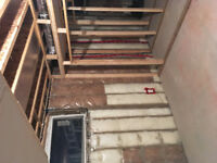 Basement framing,insulation and drywall!!!!