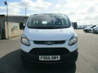 Ford Transit Custom 310 L2 LOW ROOF KOMBI 130PS EURO 6. VAT INC DIESEL (2016)