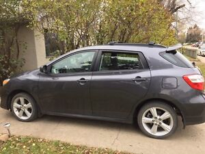 2010 Toyota Matrix less then 100,000kms