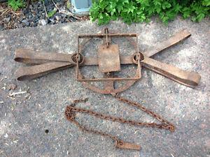 Antique Bear Trap