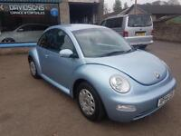 2005 Volkswagen Beetle 1.4