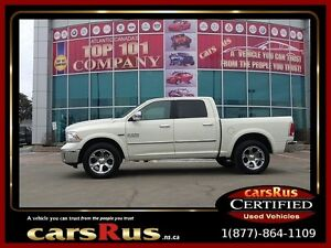2017 Ram Ram Pickup 1500 Laramie Only 6,000 Kms!