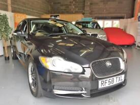 2009 58 Jaguar XF Luxury,Full Leather Trim,Bargain