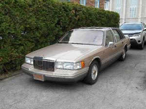 1992 Lincoln Town Car Autre