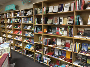The King's University Bookstore Clearance Sale