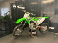 Kawasaki KXF 450 2019 ( MX / ENDURO / MOTOCROSS / DIRT BIKE ) @ AJ TRADING