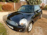 CHEAP CAR - 2007 07 MINI HATCH COOPER 1.6 COOPER 3D 118 BHP